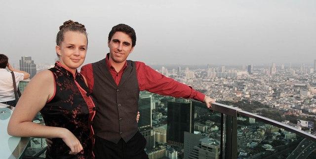 Luke and Amanda